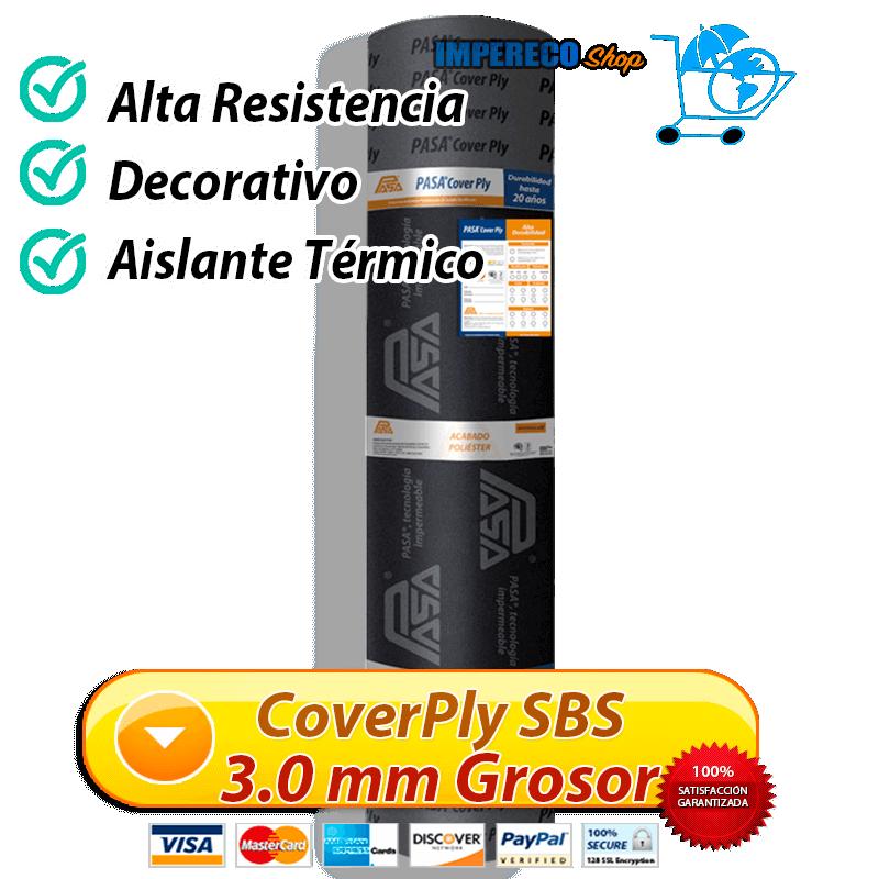 Venta de Impermeabilizante Prefabricado SBS - Precio Especial