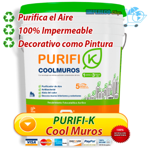 Pintura Impermeabilizante Ecologico de Alto Desempeño
