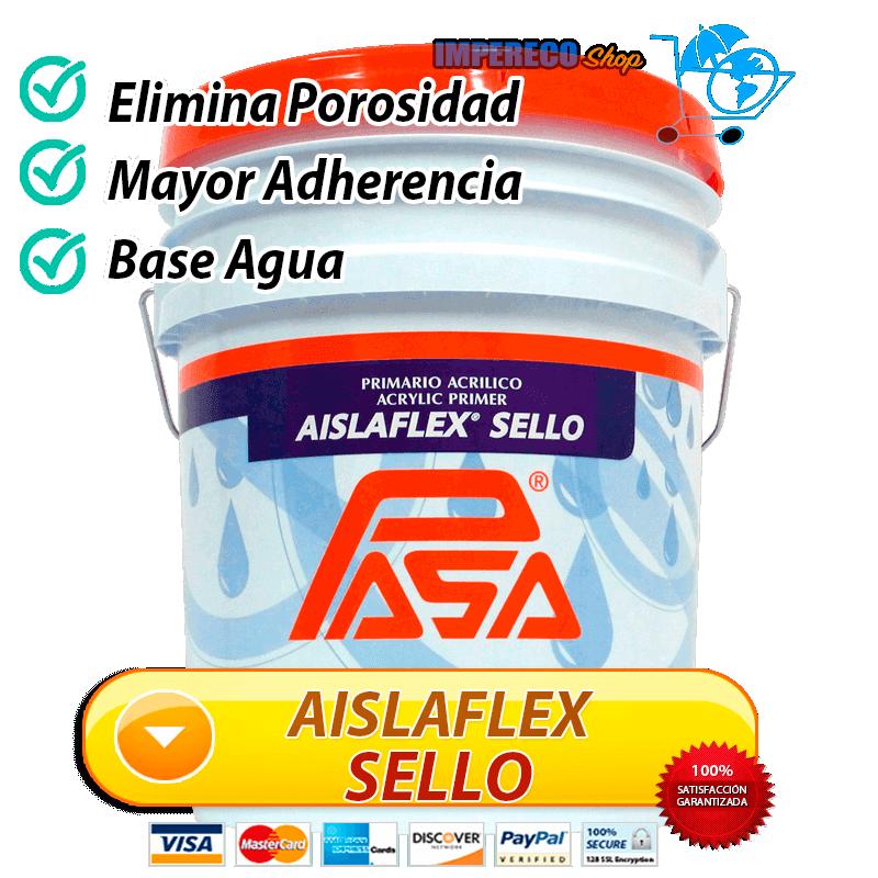 Sellador Primario Acrilico Aislaflex