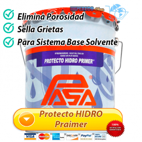 Sellador Primario Asfáltico Base Solvente